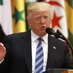 「伊斯蘭教是最偉大的宗教信仰」川普號召穆斯林國家團結,把恐怖分子趕出地球