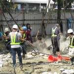 松菸護樹行動遭工人拖行 游藝遍體鱗傷