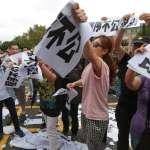 「蔡英文會變下個朴槿惠!」 反同團體崩潰怒吼:釋憲無效、全民公投