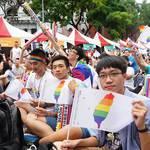 爭取同志權利 彩虹嘉年華籲花東盡速開放同性伴侶註記