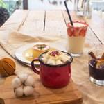 假日就該耗在這種咖啡店!盤點全台5大最美的用餐好去處,滿佈乾燥花真的太舒服啦