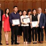 「得獎的是…」打擊樂新星誕生,首屆臺灣國際打擊樂節大賽冠亞季軍揭曉