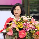 「要讓台灣不缺水、不淹水」蔡英文為前瞻基礎計畫辯護