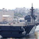 亞洲兩大海上強權:日本對中國的海軍力量越發不安