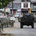 杜特蒂圍殲「伊斯蘭國」分支!菲律賓攻殺恐怖組織頭目 南方省府馬拉威成鬼城