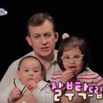 BBC網紅教授帶著跳舞姊弟又來了!這回作客南韓綜藝節目
