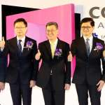 台北電腦展開幕,童子賢:資訊科技創新將引領經濟成長