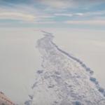 這個冰山可能比花蓮還大!南極冰架裂縫加大 或成全球最大冰山