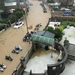 提數據反擊李鴻源,水利署:此次比康芮颱風減少9成淹水面積