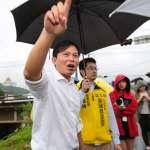 黃國昌冒雨勘災、渾身濕透是在作秀嗎?他用知名社會學家的觀點,讓台灣人思考