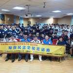 嘉義就業中心辦講座 中信兄弟隊打擊教練石志偉把握機會「鄒」自己的路!