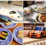 天氣好熱想吃壽司嗎?台北4大必吃迴轉壽司,從平價30元壽司到高級松葉蟹都吃得到