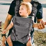 背著寶寶面朝外看世界,還是面朝內看著爸媽?別小看這個問題,攸關孩子重要發展!