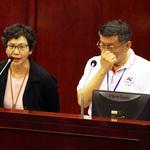 公開透明破功!市長辦公室主任蔡壁如私會趙藤雄 未留任何紀錄