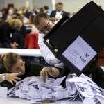 林睿奇觀點:英國大選啟示錄,政治人物切忌「賭一把」