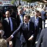 法國國會大選首輪投票 最年輕總統馬克宏的超新政黨有望過半