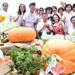 台北生態博覽會開幕 柯文哲:人與生物共存共榮,大安森林公園要做典範