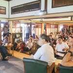 觀點投書:淪為柯P啦啦隊的小野與台北文化基金會
