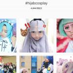 穆斯林少女也瘋日本動漫!突破頭巾限制、全球獨步的「HijabCosplay」