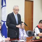 國民黨新政綱拍板 「和平願景」取代「和平協議」