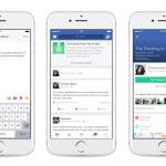 臉書「平安通報站」升級 能募款、協助、災難描述