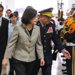 慶祝警察節,蔡英文:基層勤務繁重 優先推動改革