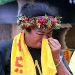 「用身體試探台灣民主走到哪裡」 原住民爭取私有地納傳統領域 陳芳明表示感謝