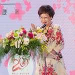 「希望為兩岸和平幫點忙」 呂秀蓮前隨扈成共諜 遭判9個月徒刑