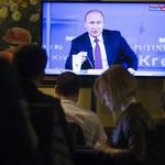 俄羅斯強人總統普京「直播連線」與民眾互動 罕見聊起家人話題 自曝已有兩個外孫