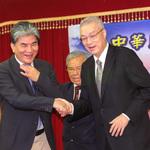 被點名參選雙北市長 李鴻源:還沒有想過這件事