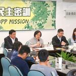 「民進黨不可能接受一個中國」邱義仁:維持現狀是最好的策略