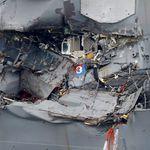 事發時天氣晴朗、浪高僅兩公尺 美日調查「神盾艦為什麼躲不開菲律賓貨輪」?