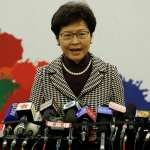 BBC專訪香港候任特首林鄭月娥:「我不是北京手中的木偶」