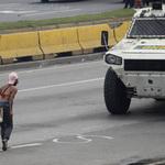 17歲少年遭政府軍槍殺,點燃全國怒火 委內瑞拉暴力衝突持續惡化