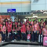 簽證出錯 台灣體操團受困哈薩克機場8小時才入境
