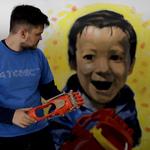 15美元起的3D列印義肢!阿根廷發明家幫身障孩子實現超級英雄夢