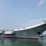 遼寧艦離開青島母港展開訓練 傳7月8日停靠香港,開放民眾參觀