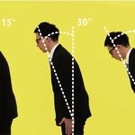 為何跟日本人間永遠有層膜「看不見,摸不著,卻能感覺到」?他說從這動作可知一二