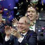 彩虹旗飄揚德意志!國會393票對226票通過同性婚姻合法化