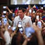快意恩仇、口不擇言、支持率破8成「菲律賓川普」杜特蒂上任一年了