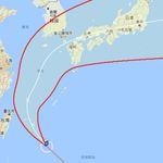 輕颱南瑪都生成「擦邊球」過台灣 海上強陣風達9級
