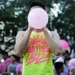 新加坡「粉紅點」活動超嗨 聲援同性戀、雙性戀、跨性別的戀愛自由