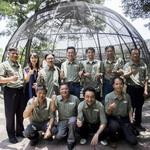 從小就喜愛動物 她成為新竹動物園80年來首位日本員工