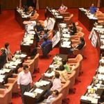 前瞻預算書送抵立院,民進黨團提案9天臨時會審完