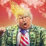 伊朗舉辦「川普主義」漫畫大賽!川普化身美國隊長、自由女神、三K黨,而冠軍作品是...