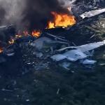 美軍空中加油機KC-130墜毀美國中部 機上16人全部喪生