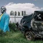 【圖輯】列寧雕像轟然倒下 百年神話的破滅