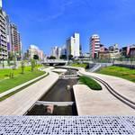 出遊囉!台中城中城區十大美景出爐 「柳川水岸」勇奪冠軍