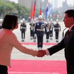 參訪亞灣發展 蔡英文陪巴拉圭總統搭4.5億元遊艇