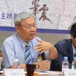 解嚴30周年》「政治人物說話都跟川普差不多」蘇永欽:國際上民粹主義,可以以台灣為師